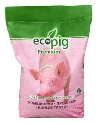 Ecopig Premium для Супоросных Свиноматок