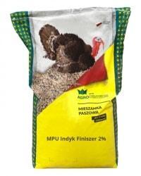 Премикс для Индюков MPU Indyk Finiszer 2%