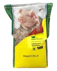 Для Супоросных Свиноматок Megavit 2% LP