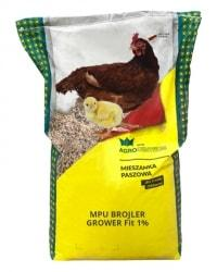 Премикс MPU BROJLER GROWER Fit 1%