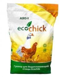 Гровер для Водоплавної Птиці Ecochik