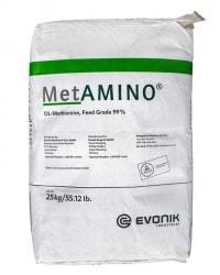 DL-Метионин кормовой (Evonik), 25 кг