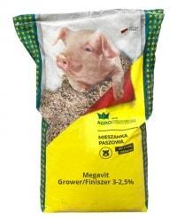 Премикс Megavit GrowerFiniszer 3-2,5%