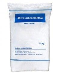 МікроСорбент MetSak, 25 кг