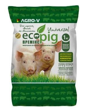Премикс Ecopig-U Универсальный 3/2%