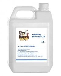 Витаминный комплекс MI Forte PLUS, 5 л