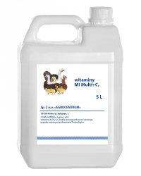 Витаминный комплекс MI Multi+C, 5 л