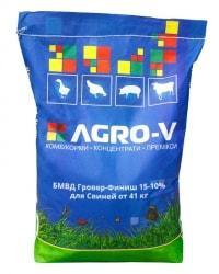 БМВД Гровер-Финиш 15-10% для Свиней от 41 кг